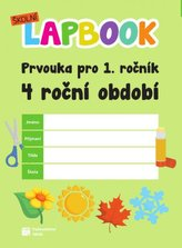Školní lapbook: Prvouka pro 1. ročník - 4 roční období