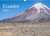 Ecuador (Wandkalender 2022 DIN A3 quer)
