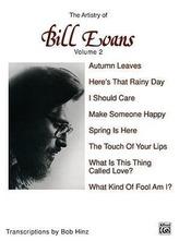 The Artistry of Bill Evans, Vol 2