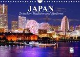 Japan. Zwischen Tradition und Moderne (Wandkalender 2022 DIN A4 quer)
