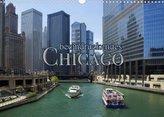 beeindruckendes Chicago (Wandkalender 2022 DIN A3 quer)