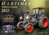Oldtimer - Traktoren Parade (Wandkalender 2022 DIN A3 quer)