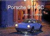 Porsche 911 SC pure Ästhetik (Wandkalender 2022 DIN A3 quer)