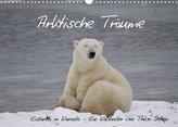 Arktische Träume - Eisbären in Kanada (Wandkalender 2022 DIN A3 quer)