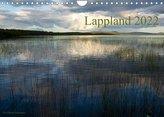 Lappland 2022 (Wandkalender 2022 DIN A4 quer)