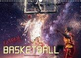 Basketball extrem (Wandkalender 2022 DIN A3 quer)