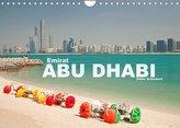 Emirat Abu Dhabi (Wandkalender 2022 DIN A4 quer)