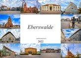 Eberswalde Impressionen (Wandkalender 2022 DIN A4 quer)