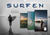 Surfen - so cool (Wandkalender 2022 DIN A4 quer)