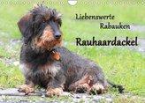 Liebenswerte Rabauken Rauhaardackel / CH-Version (Wandkalender 2022 DIN A4 quer)