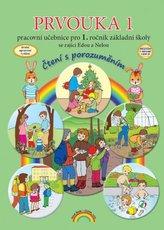 Prvouka 1 – pracovní učebnice pro 1. ročník ZŠ, Čtení s porozuměním