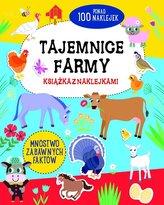 Tajemnice farmy - książka z naklejkami
