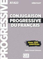 Conjugaison progressive du francais 2E Débutant + CD