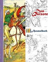Don Quixote (Ausmalbuch)