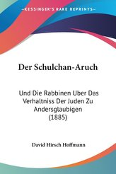 Der Schulchan-Aruch