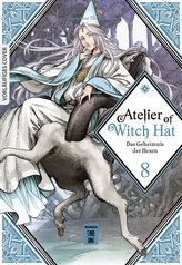 Atelier of Witch Hat - Limited Edition 08