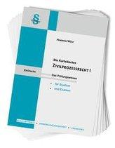 Karteikarten Zivilprozessrecht I