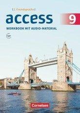 Access - Englisch als 2. Fremdsprache / Band 4 - Workbook mit Audios online