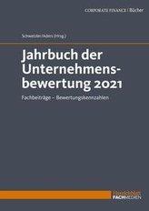 Jahrbuch der Unternehmensbewertung 2021