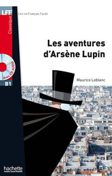 Les Aventures D\'Arsene Lupin + CD Audio MP3(LeBlanc)