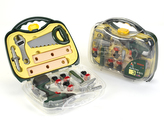 Kufřík s nářadím a s akumulátorovým šroubovákem II Bosch