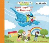 Kindergarten Wunderbar - Komm, flieg mit uns ins Abenteuer!