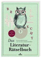 Das Literatur-Rätselbuch