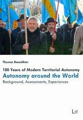 100 Years of Modern Territorial Autonomy - Autonomy around the World