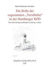 """Die Rolle der sogenannten \""""Versöhnler\"""" in der Hamburger KPD"""