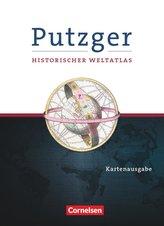 Putzger Historischer Weltatlas. Kartenausgabe. 105. Auflage