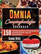 Omnia Campingbackofen Kochbuch