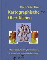 Kartographische Oberflächen, 2. akt. und erw. Aufl.