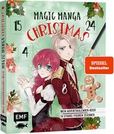 Mein Manga-Adventskalender-Buch: Magic Manga Christmas