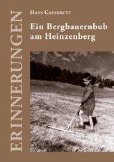 Ein Bergbauernbub am Heinzenberg