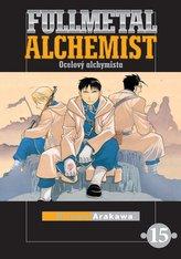 Fullmetal Alchemist - Ocelový alchymista 15