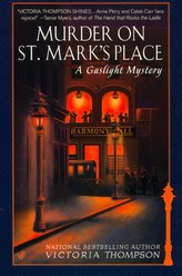 Murder on St. Mark\'s Place