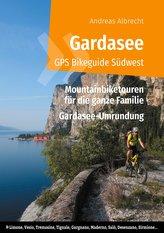 Gardasee GPS Bikeguide Südwest