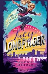 Lucy Longfinger - einfach unfassbar! - Explosive Entdeckung