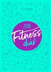 Fitness diář 2018  (český jazyk)