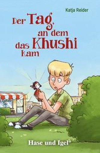 Der Tag, an dem das Khushi kam. Schulausgabe