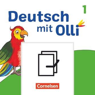 Deutsch mit Olli Erstlesen. 1. Schuljahr - Arbeitsheft Start und Basis / Plus in Grundschrift