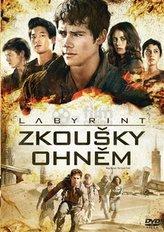 Labyrint: Zkoušky ohněm - DVD