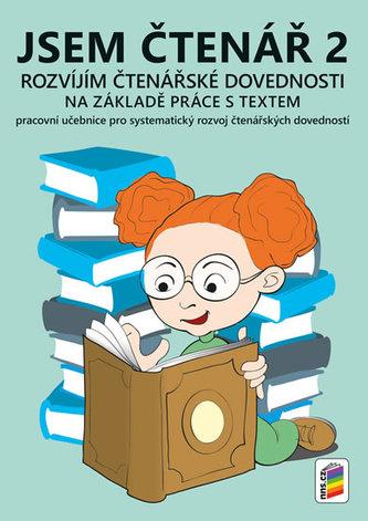 Jsem čtenář 2 - rozvíjím čtenářské dovednosti (barevný, doporučeno pro 3. ročník)