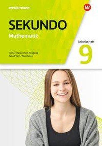 Sekundo 9. Arbeitsheft mit Lösungen. Mathematik für differenzierende Schulformen. Nordrhein-Westfalen