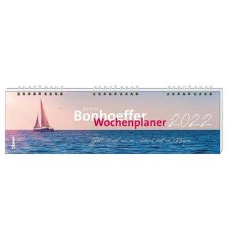 Dietrich Bonhoeffer-Wochenplaner 2022