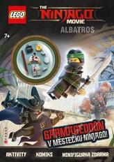 LEGO® NINJAGO Garmageddon v městečku Ninjago