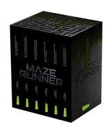Maze-Runner-Schuber (6 Bände im Taschenbuch-Schuber inklusive Bonusband mit »Crank Palace« und »Die Geheimakten«)