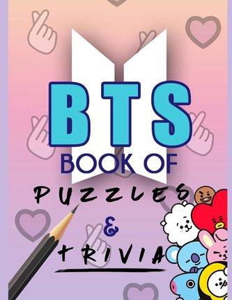 KPOP BTS Book of Puzzles & Trivia