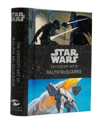 Star Wars: The Concept Art of Ralph McQuarrie Mini Book