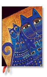 Katzen des Mittelmeers 12-Monatskalender 2022 Mini Verso